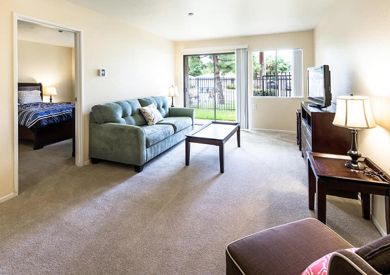 View the spacious floor plans that Welbrook Arlington senior living in Riverside is offering