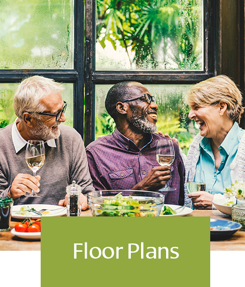 View the floor plans at Affinity at Ramsey in Ramsey, Minnesota