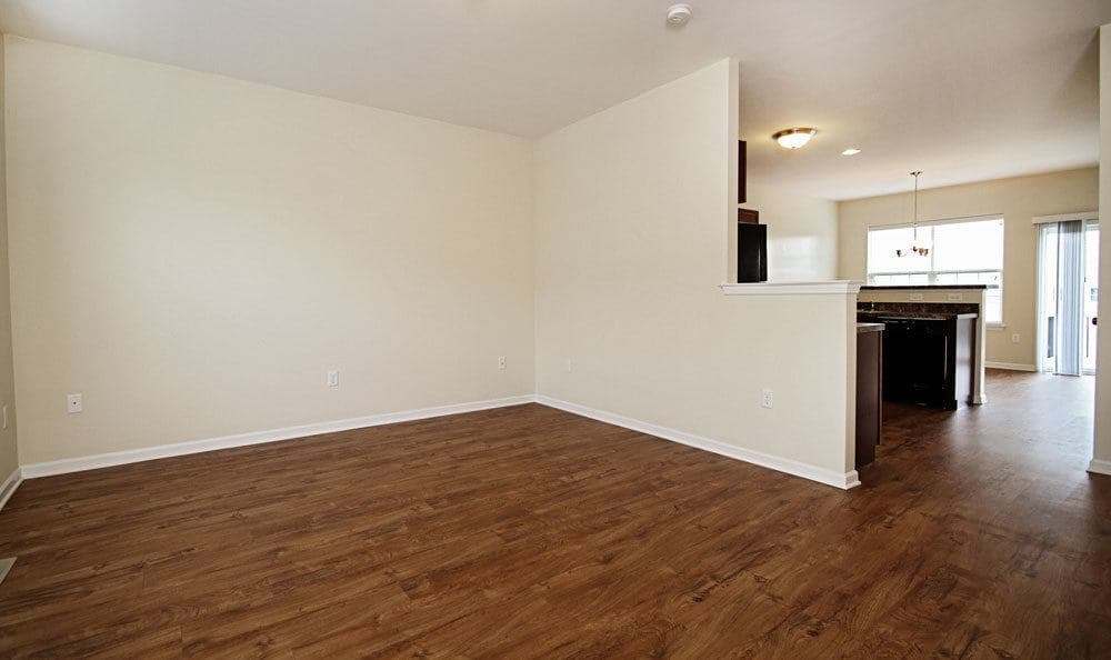Nice hardwood floors in our Harrisburg, PA apartments