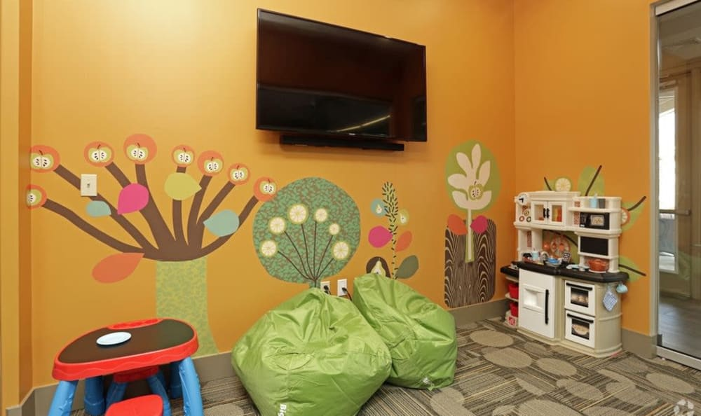 Kids center at Arbours at Crown Point