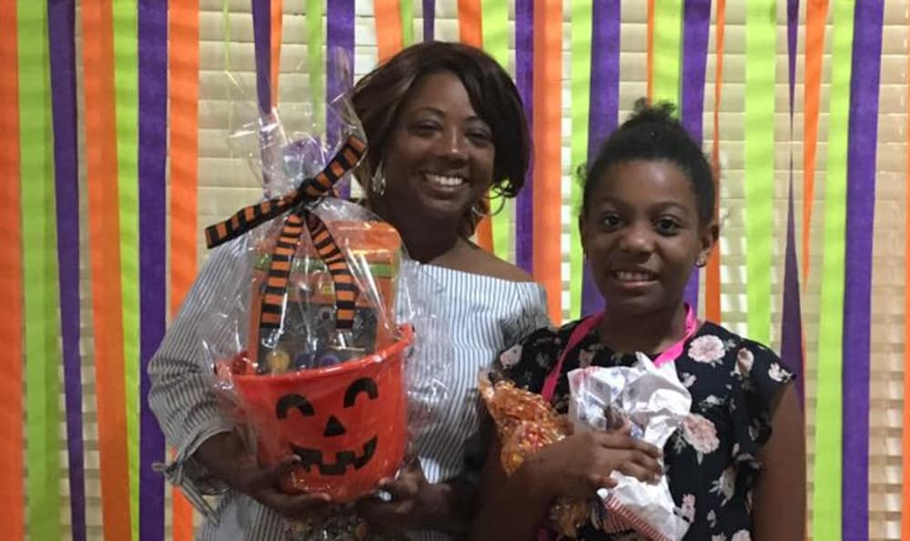 Halloween event at The Mayfair Apartment Homes
