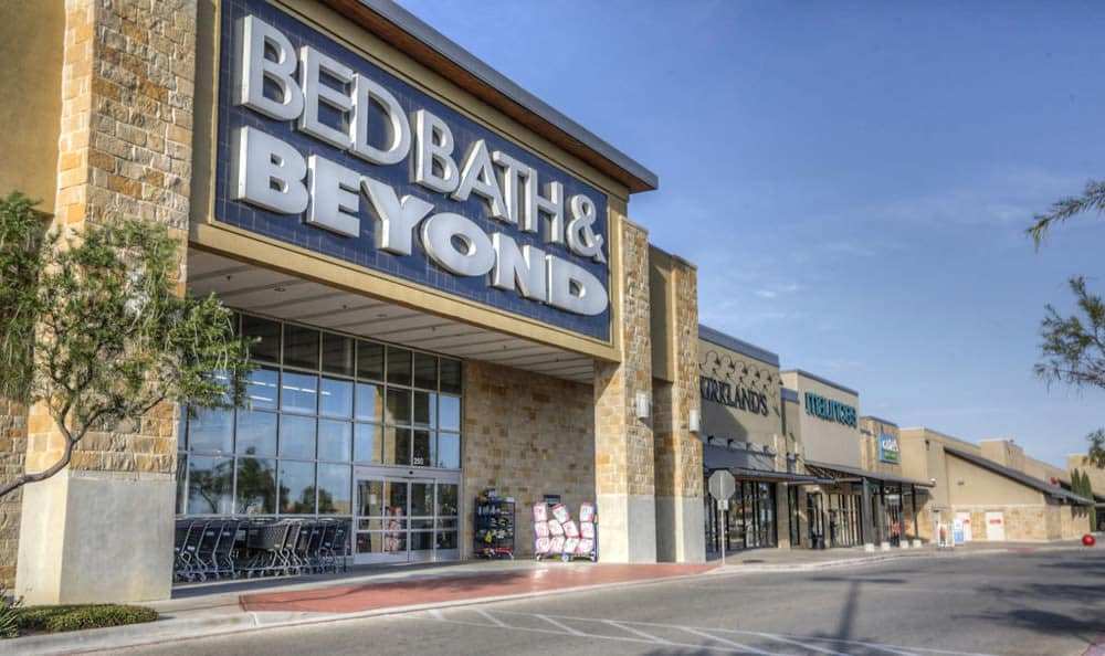 Bed Bath & Beyond near Stone Creek Apartments