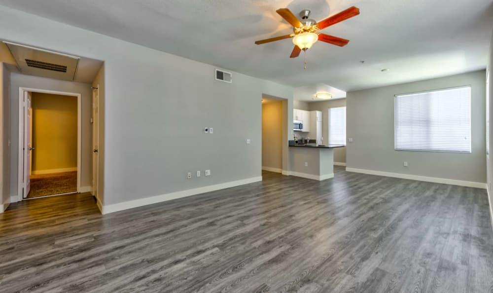 Open Concept Living Room at Alvista Towngate