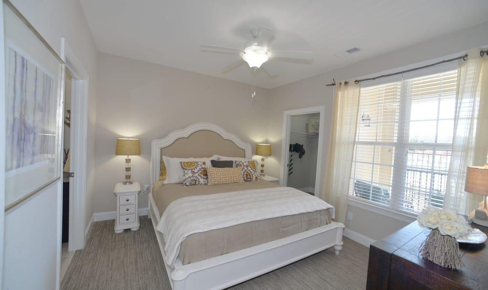Bedroom at Red Knot at Edinburgh in Chesapeake, Virginia
