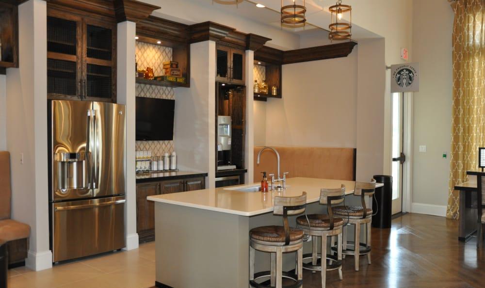 Kitchen at  Red Knot at Edinburgh in Chesapeake, Virginia