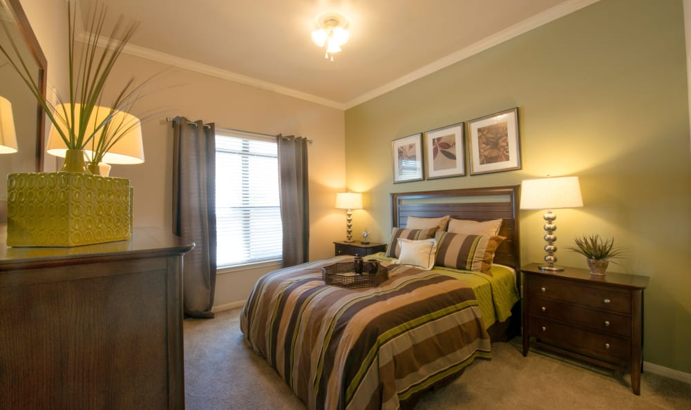 Bedroom at The Atlantic McKinney Ranch in McKinney, Texas