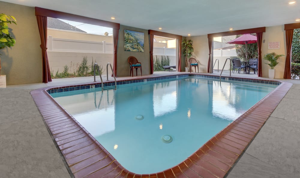 Our Apartments in Studio City, California offer a Swimming Pool