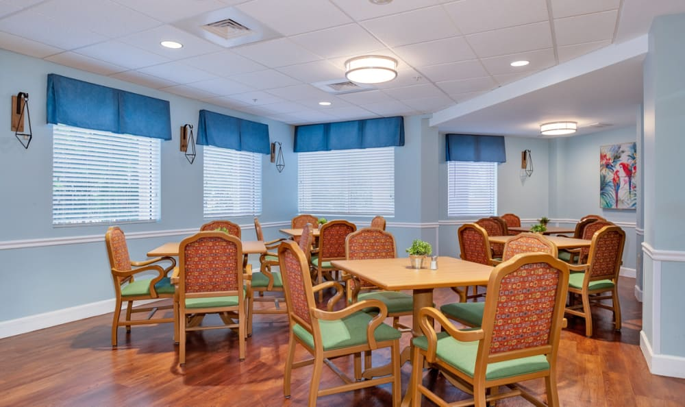 Common Room at Grand Villa of Deerfield Beach in Deerfield Beach, Florida