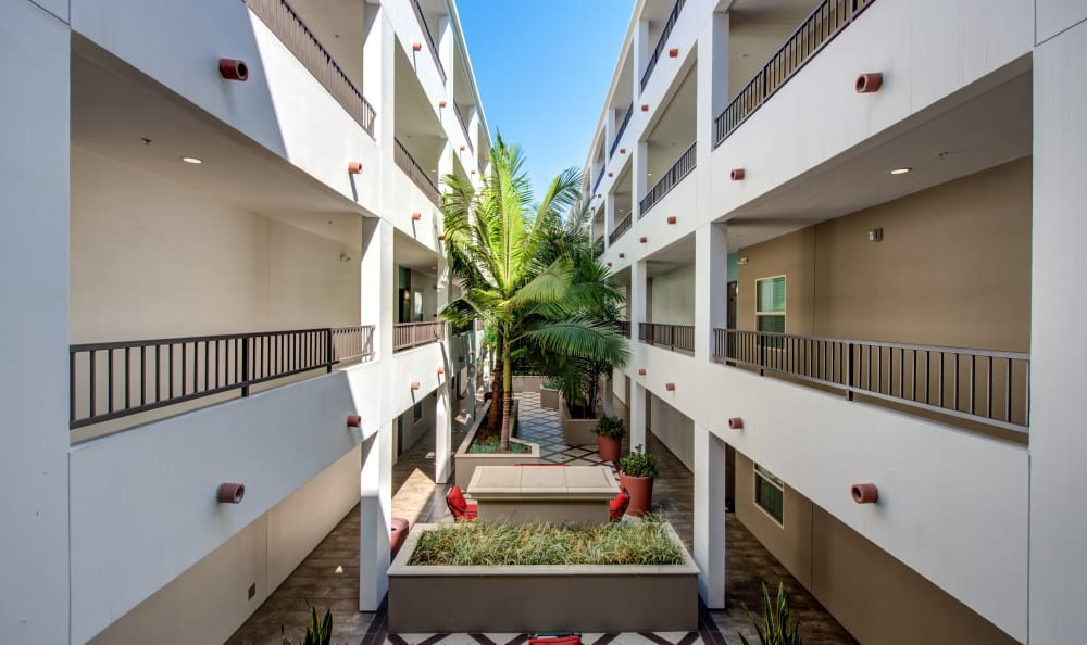 View of apartments at IMT Park Encino in Encino, CA