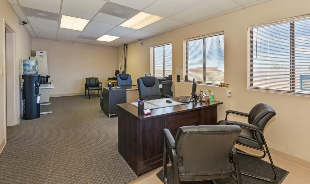 Office at Smart Space Self Storage - Stetson Hills in Colorado Springs, Colorado