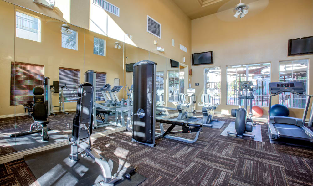 Community Gym at Waterford at Peoria in Peoria, AZ