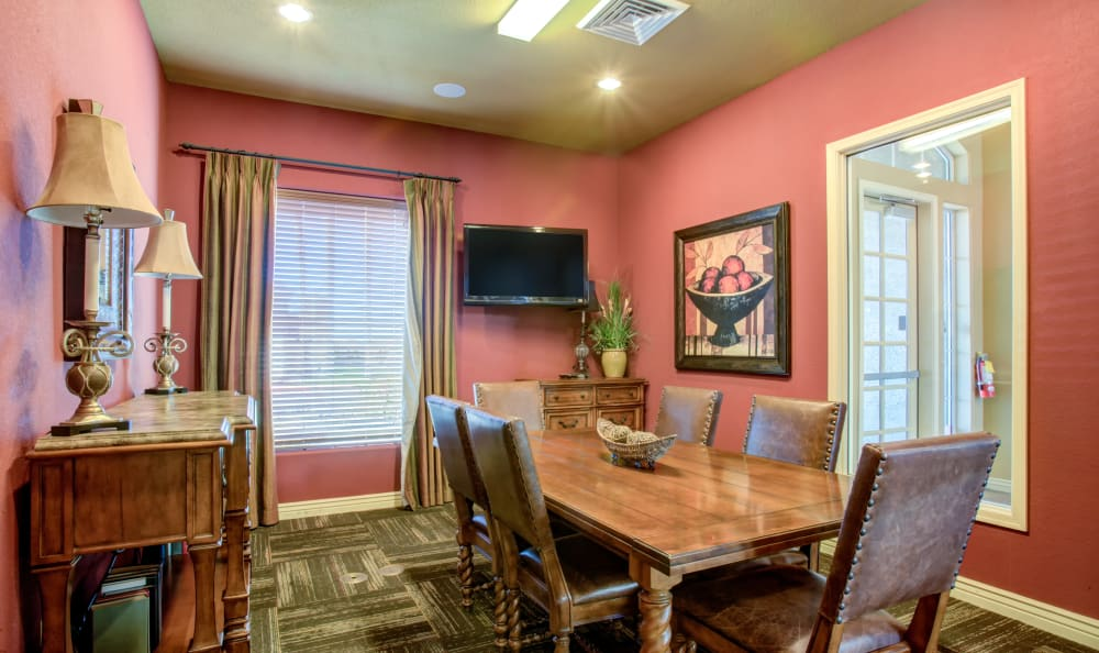 Clubhouse dining room Waterford at Peoria in Peoria, AZ