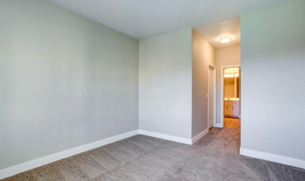 Bedroom floor plan at Waterford at Peoria in Peoria, AZ