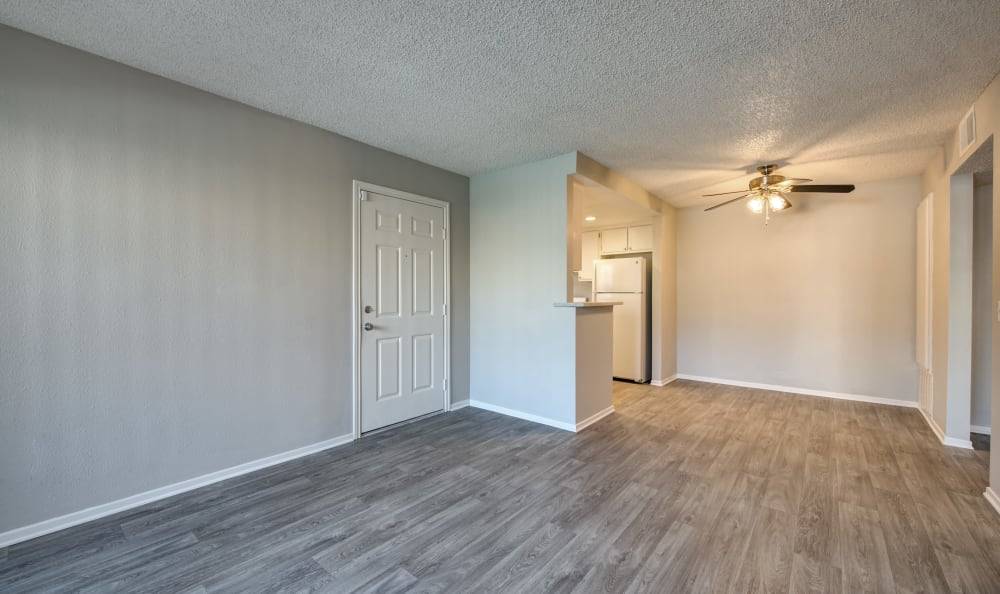 Living Room at Cordova Park Apartment Homes in Lancaster, California
