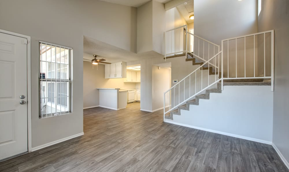 Apartment Interior of Cordova Park Apartment Homes in Lancaster, California