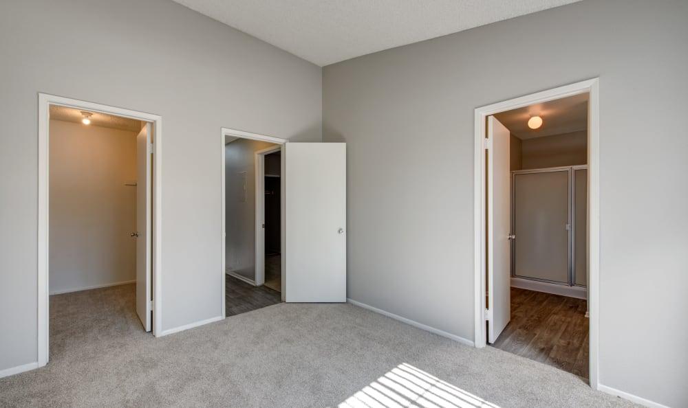 Bedroom at Cordova Park Apartment Homes in Lancaster, CA