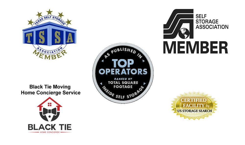 Awards won at Advantage Storage - Saginaw in Fort Worth, Texas