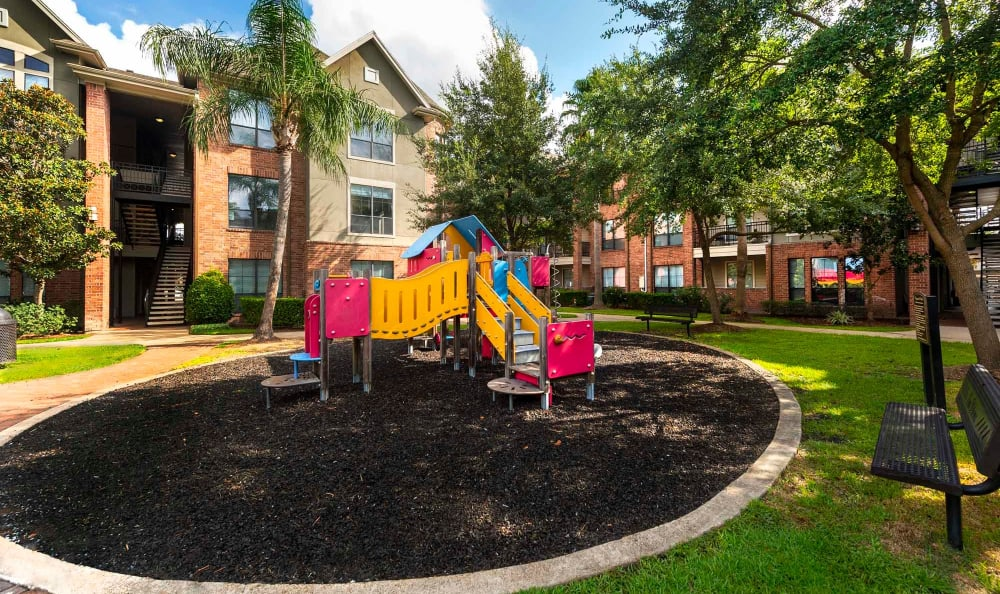 Playground at San Paloma Apartments