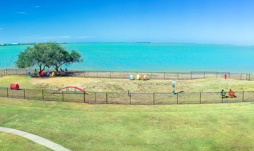 Baypoint offers a Dog Park in Corpus Christi, Texas