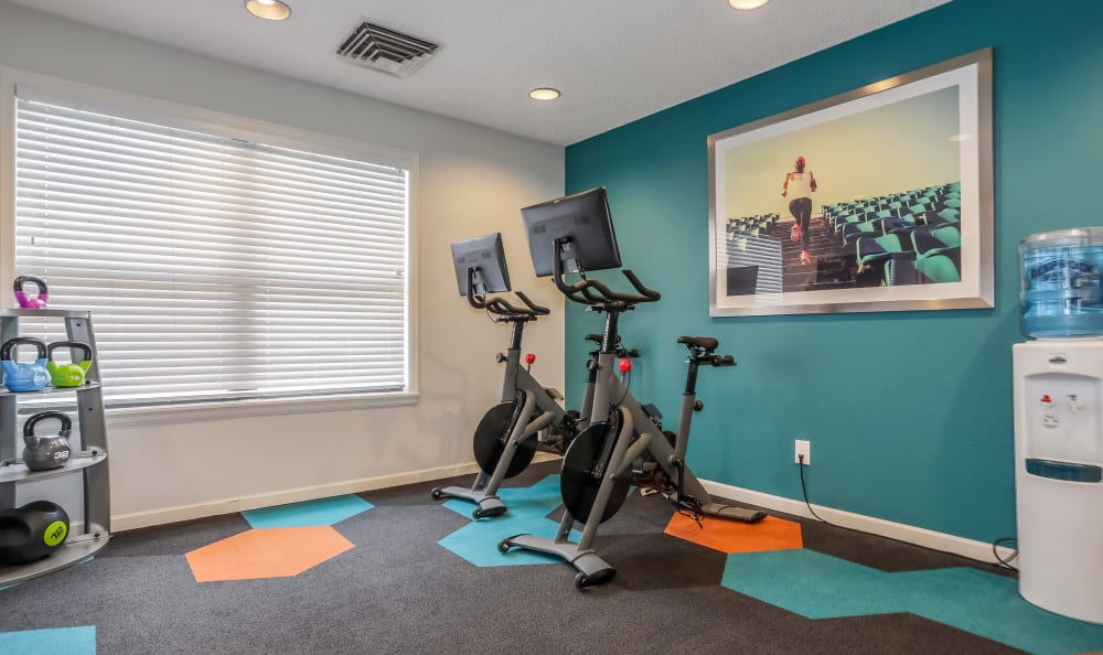 Our Apartments in Aurora, Colorado offer a Fitness Center