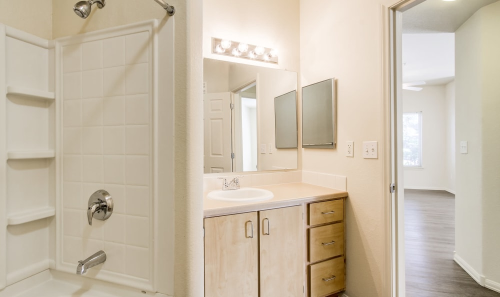 Our Apartments in Woodland, California offer a Bathroom