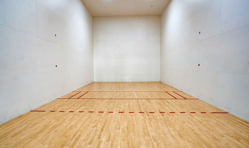 Racquetball at The Estates at Park Avenue in Orlando, Florida