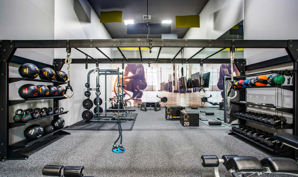 Our Apartments in Orlando, Florida offer a Fitness Center