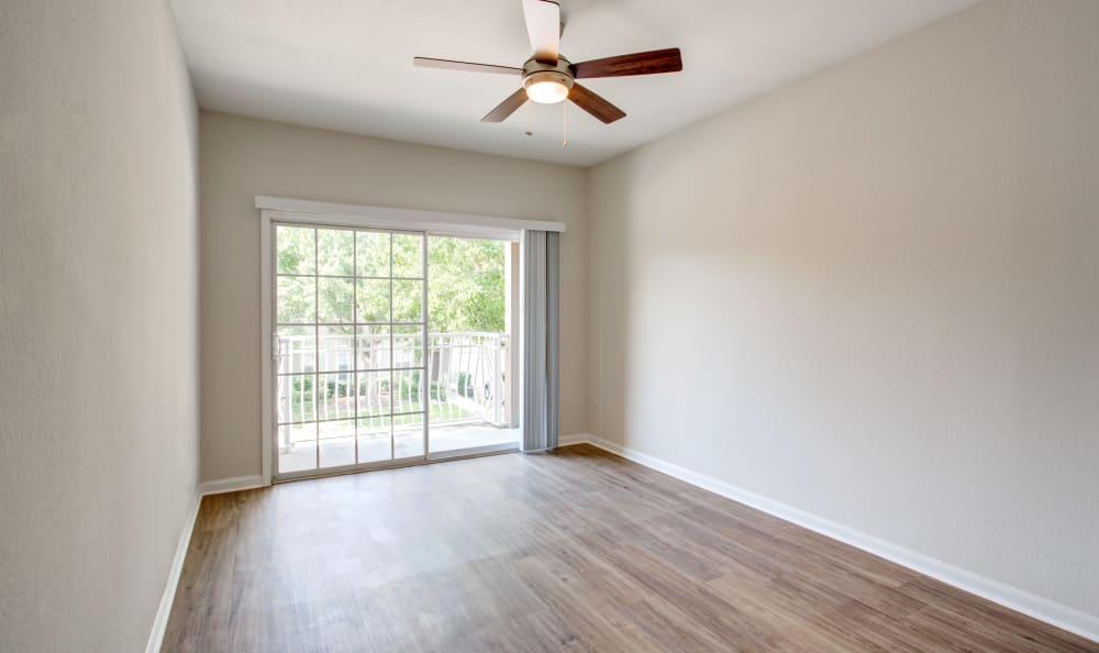 Bedroom at The Estates at Park Avenue in Orlando, Florida