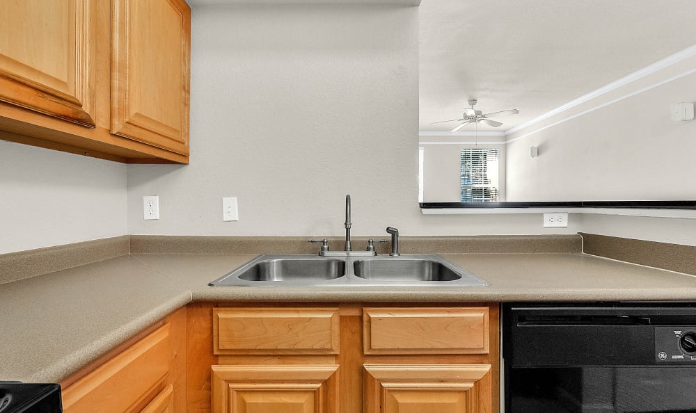 Classic Fixtures & Finishes sink at The Estates at Park Avenue