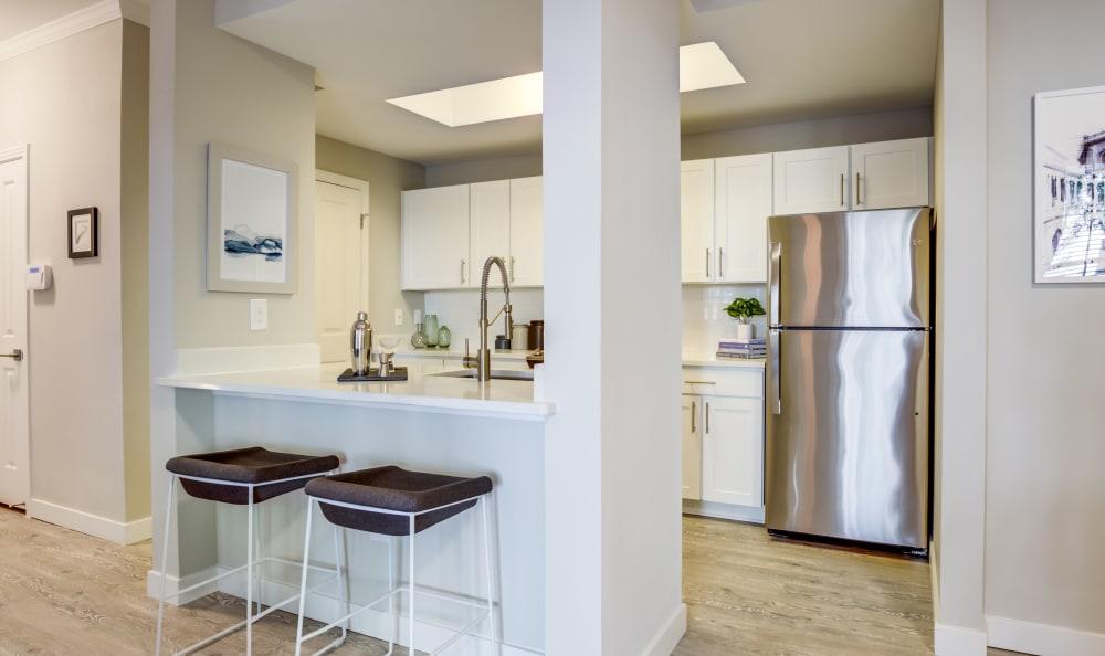 Kitchen at Riata Austin in Austin, TX