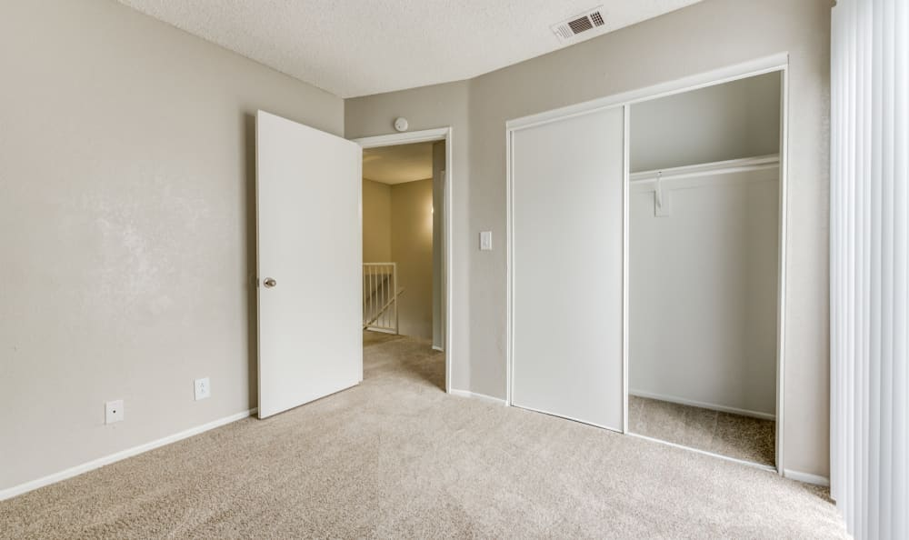 Our Apartments in Lancaster, California offer a Bedroom