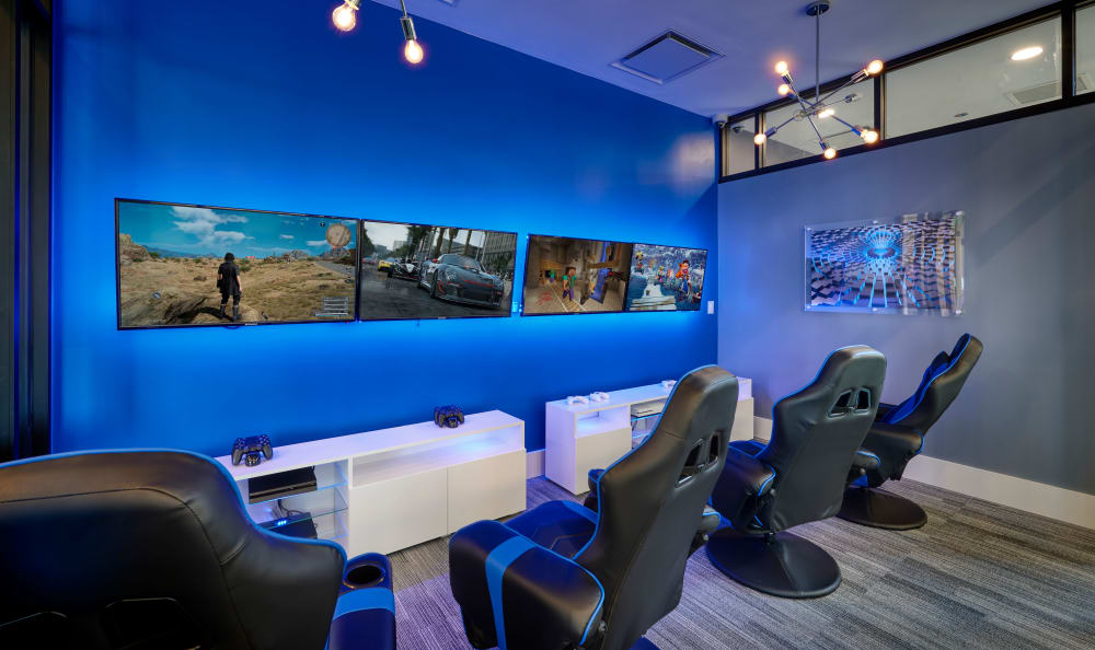 Game/Entertainment Room