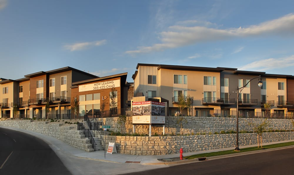 Townhomes at Liberty Point at Liberty Point Townhome Apartments in Draper, Utah