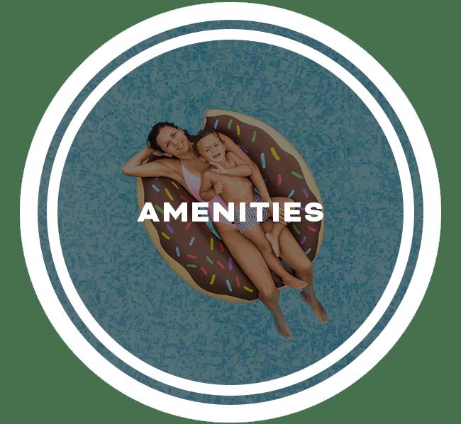 Amenities at Beckett Park in Smyrna, Georgia