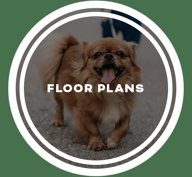 Floor plans at Beckett Park in Smyrna, Georgia