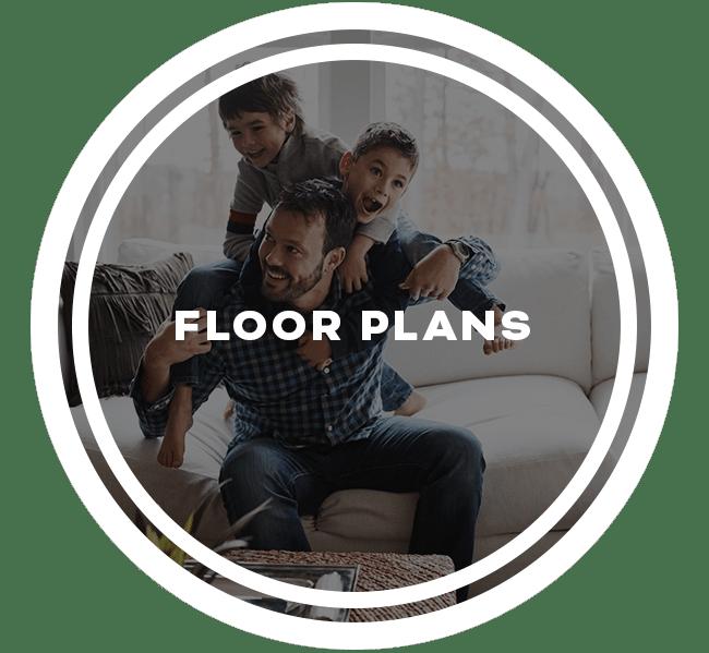 Floor plans at Lexington Park Apartments in Smyrna, Georgia