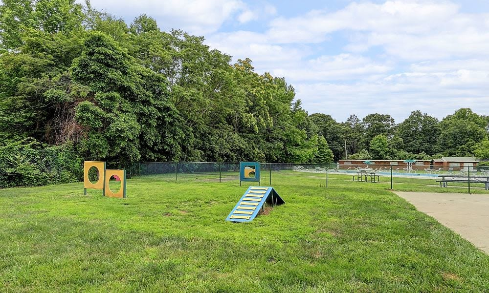 Activities park at Eatoncrest Apartment Homes in Eatontown, New Jersey