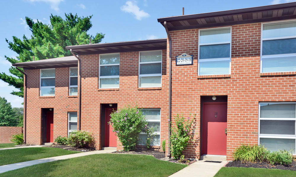 Apartments at Sherwood Village Apartment & Townhomes in Eastampton, New Jersey