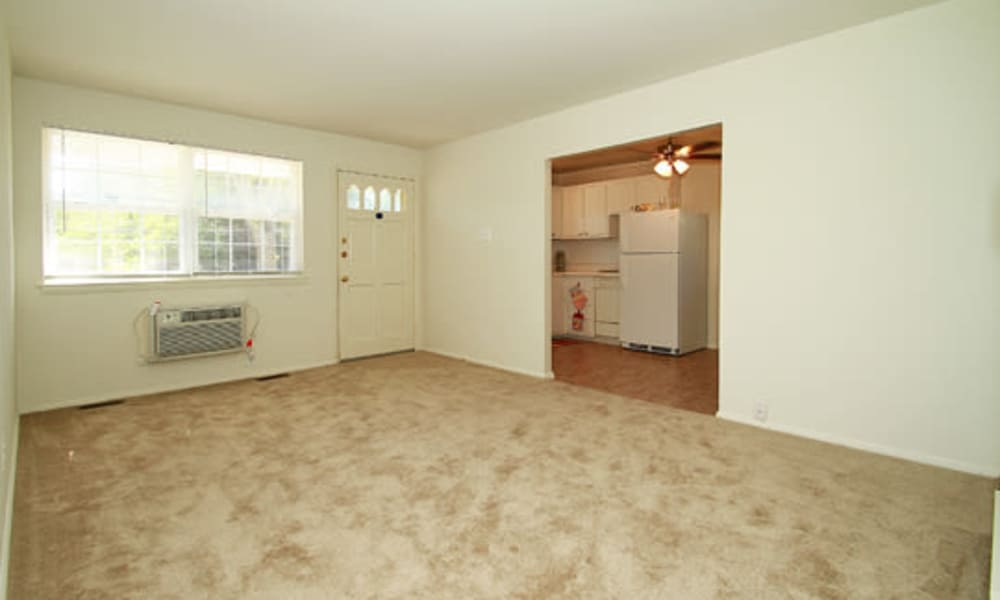 Enjoy apartments with a spacious interior at Burnt Mill Apartment Homes