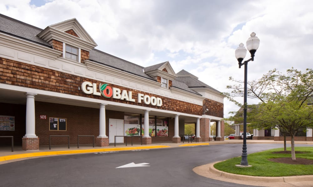 Global food nearby Willow Run at Mark Center Apartment Homes in Alexandria, VA