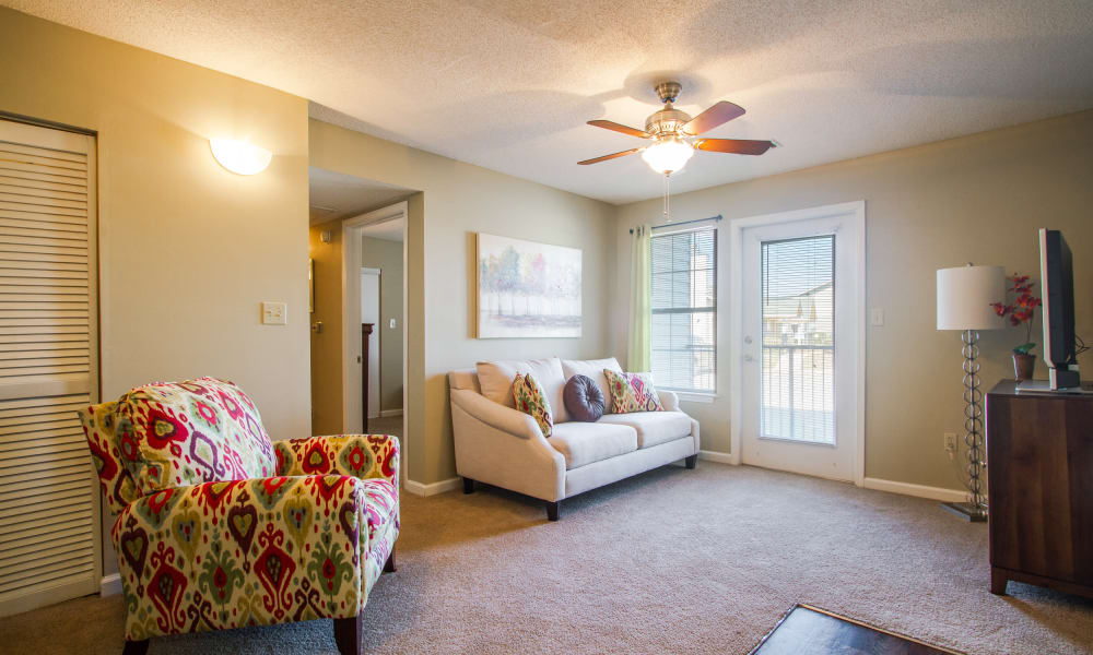 Modern floor plans for your comfort at Castlegate Commons Apartments