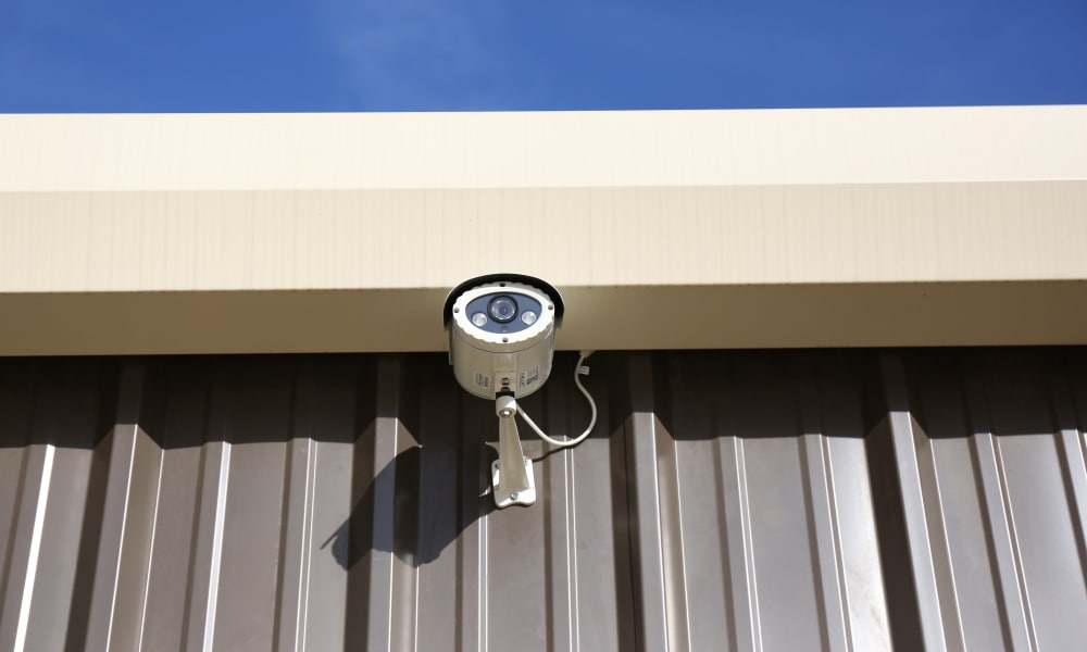 Digital Surveillance System at My Oxford Storage