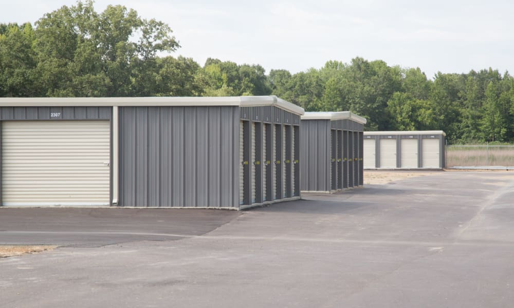 Self storage units for rent at My Oxford Storage in Oxford, MS
