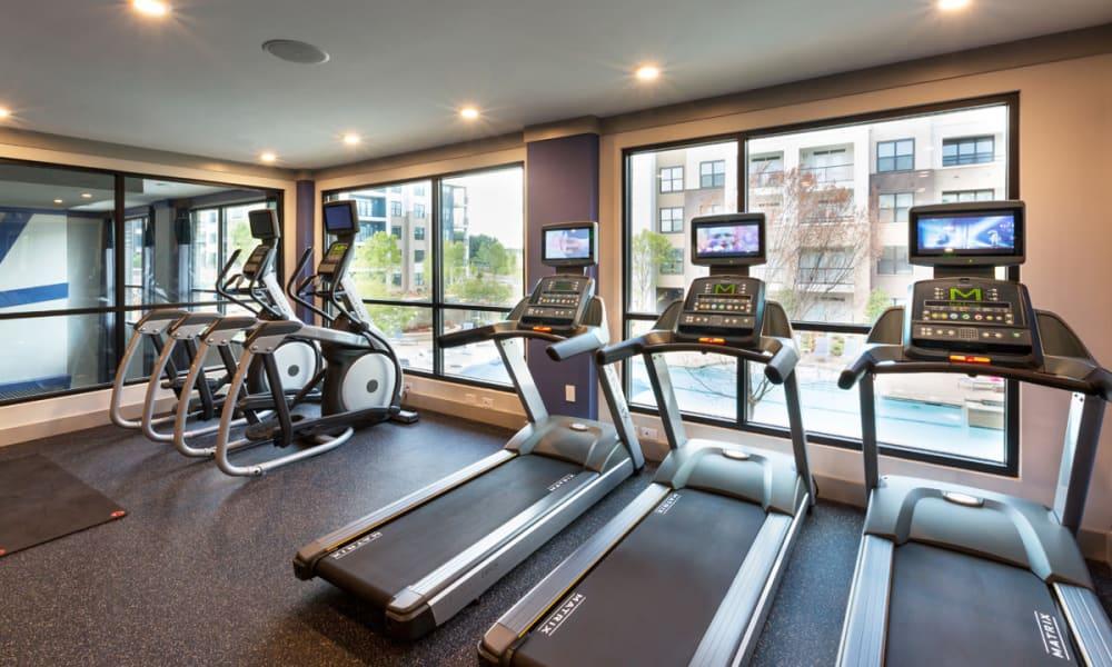 Treadmills at Reserve Decatur in Decatur
