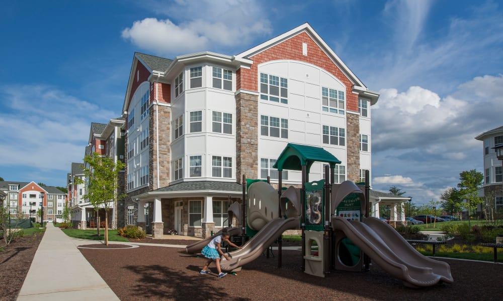 Monarch Mills playground