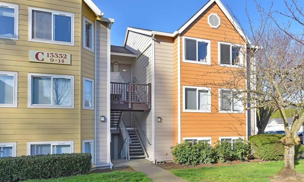 Beautiful apartments for rent at Preserve at Sunnyside Apartments in Clackamas, Oregon