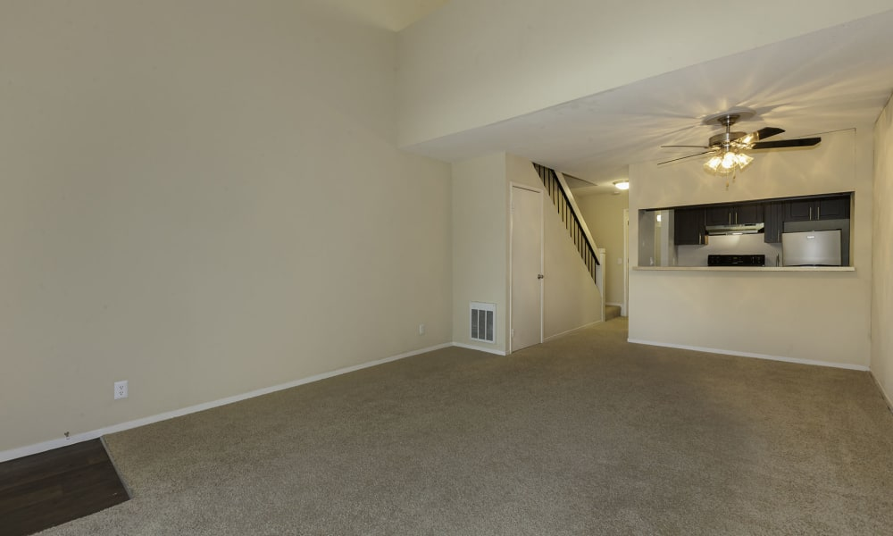 Our apartments in Hayward, CA offer a living room