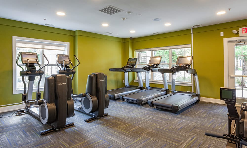 Auburn Gate offers a fitness center in Auburn Hills, MI
