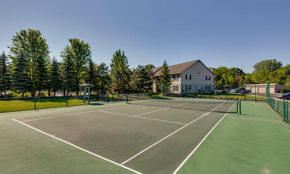 Tennis Court at Auburn Gate in Auburn Hills, MI