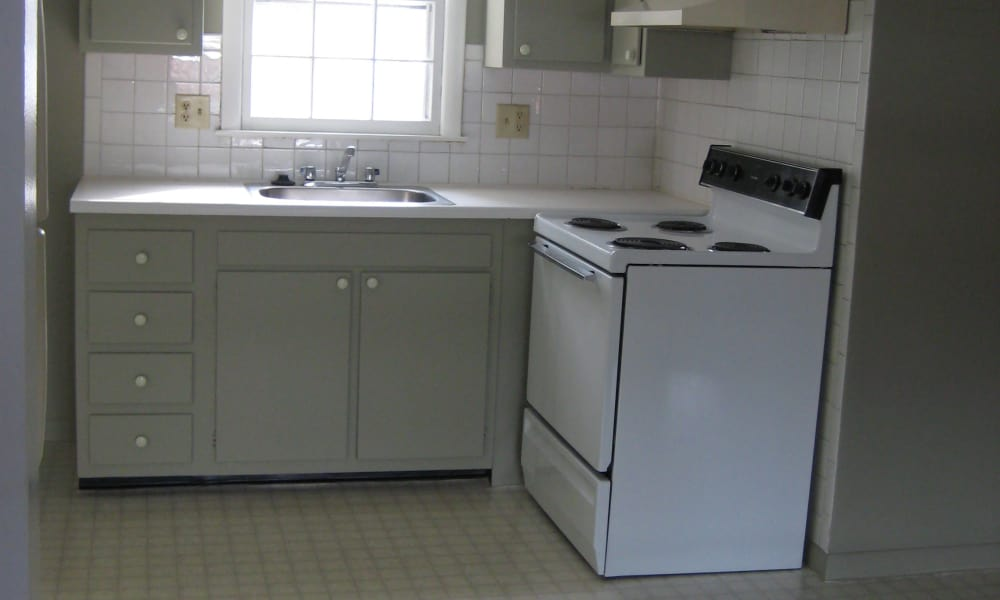 Our apartments in Agawam, MA offer a kitchen